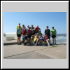 Group photo on the Seawall!